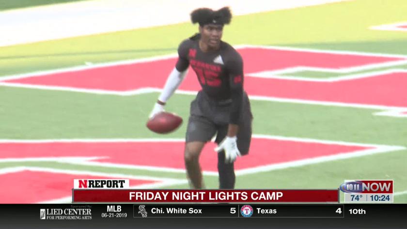 Nebraska's Friday Night Lights Camp (June 21)