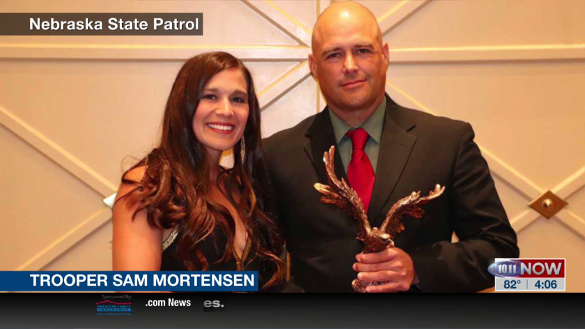 NSP Trooper named National Officer of the Year