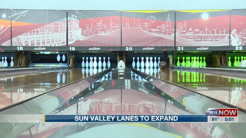 Sun Valley Lanes to expand