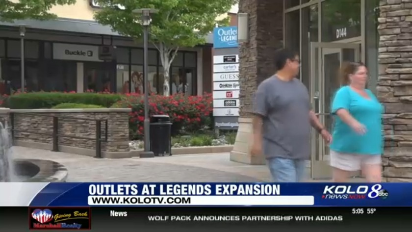 Outlets At Legends Set To Open New Stores