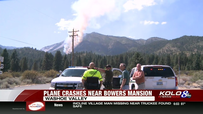Fire Crews Continue to Work on Slide fire