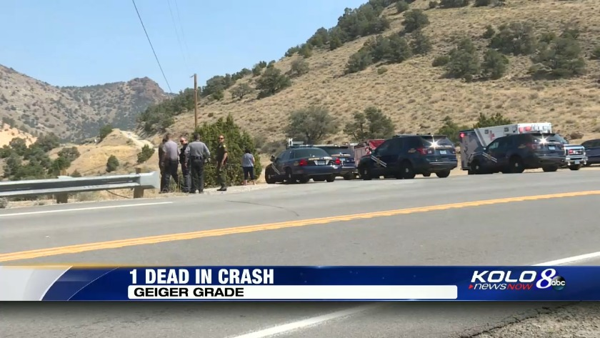 Geiger Grade Deadly Crash