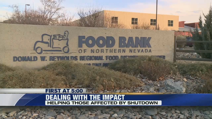 Local Help For Fed Employees Hurt in Shutdown