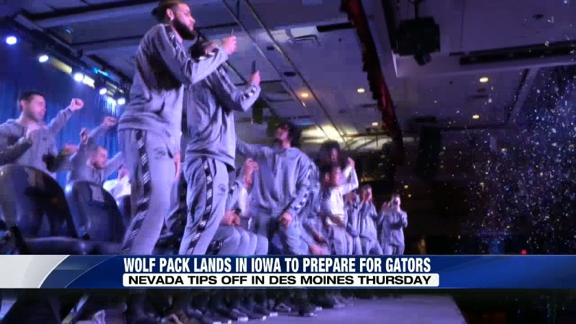 Nevada, Florida Prepare for Opening Round Matchup