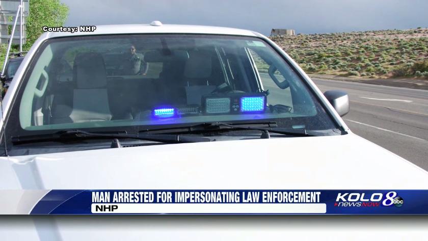 Police offer tips on spotting police impersonators