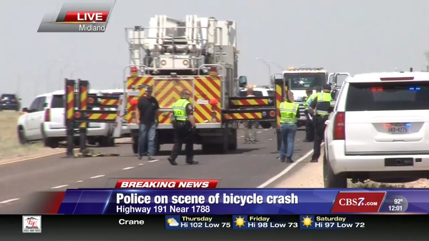 Midland mother, cyclist, pediatrician killed in crash