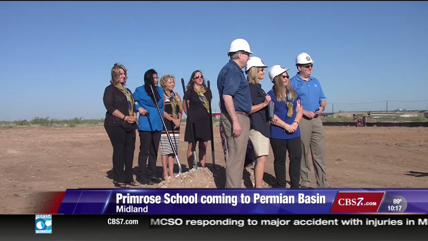 Oil companies team up bring new preschool to Permian Basin