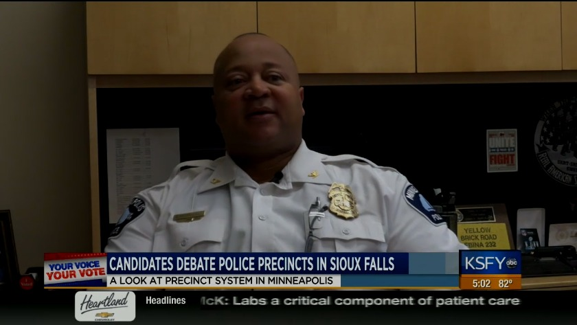 What are police precincts? Minneapolis PD explains