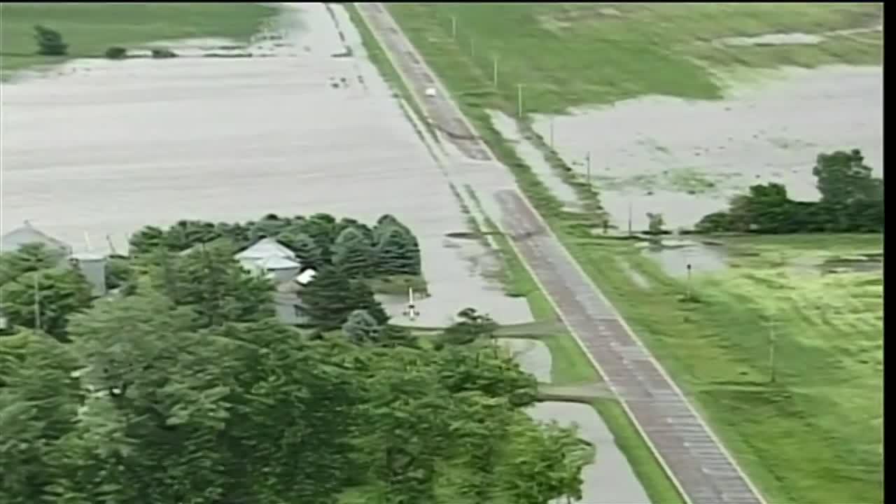Rural Southwest Minnesota Sees Major Flooding