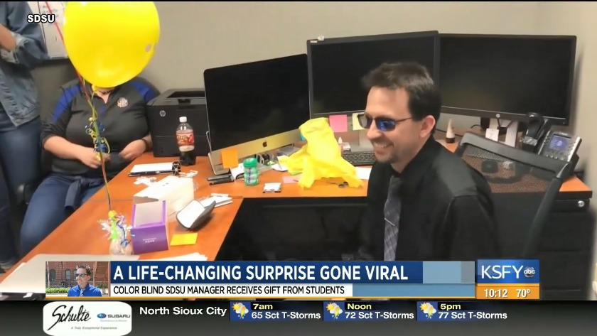 Life Changing Surprise Captured On Video