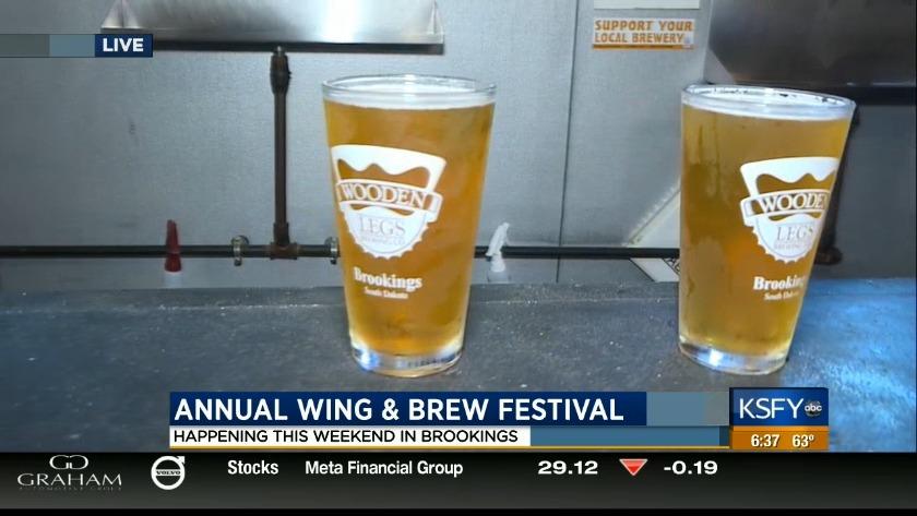 Wing Brew Festival In Brookings Saturday
