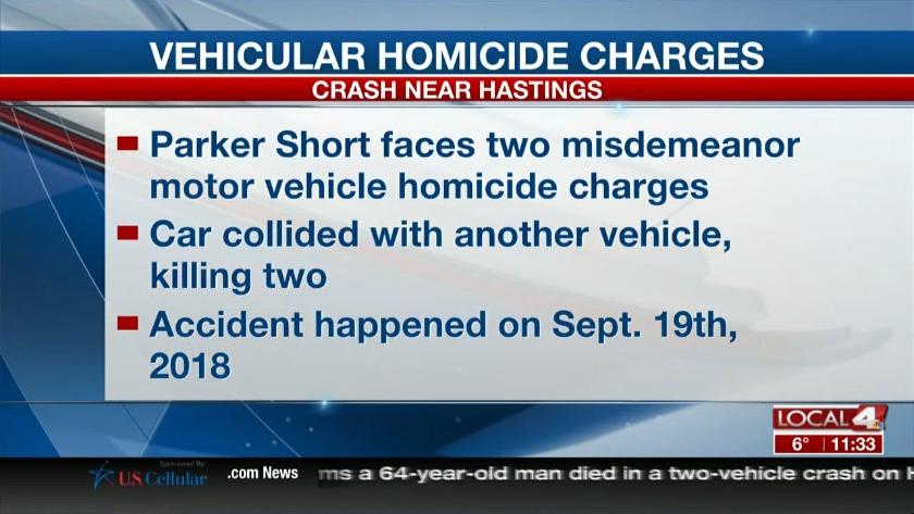 Hastings teen gets jail time for September fatal car crash