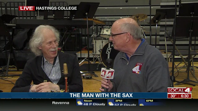 Jazz Festival concert features original members of Blues Brothers Band