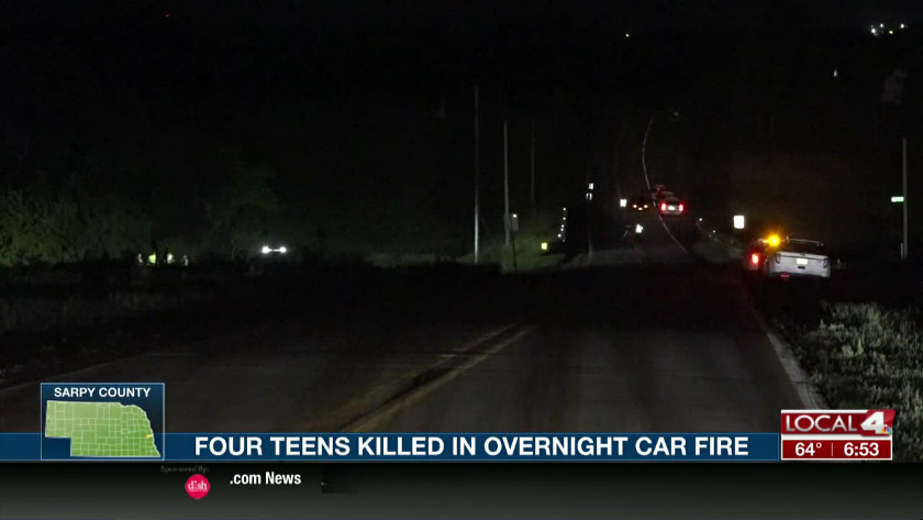 Teens killed in Sarpy County