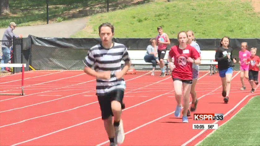 Field day promotes active lifestyle for kids in West Plains