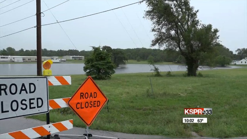 Mitigating flooding in Greene County