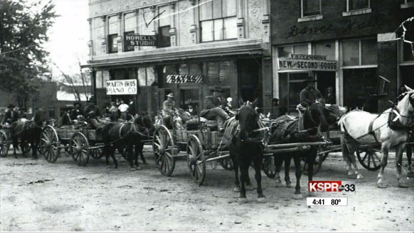 West Plains, Mo  remembers dance hall explosion in 1928