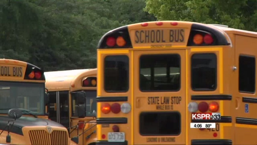 Missouri Highway Patrol releases bus inspection grades