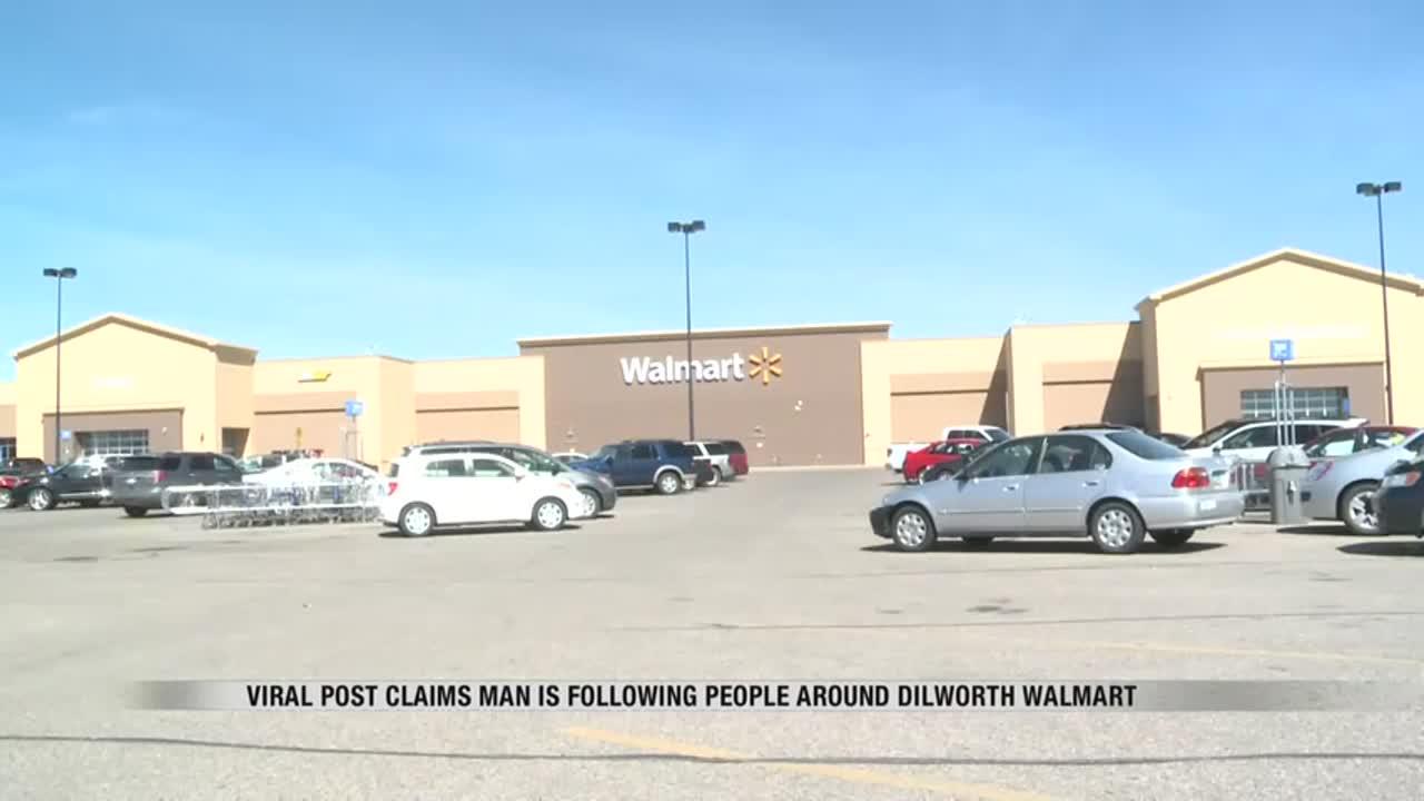 Dilworth walmart photo center