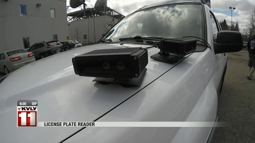 License plate readers used by repo businesses in the Valley