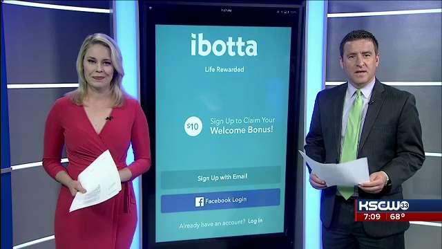 Saving money: Ibotta App