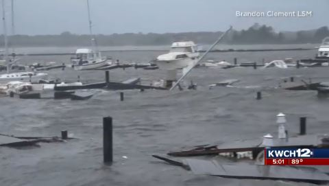 Florence Death Toll Rises To 15