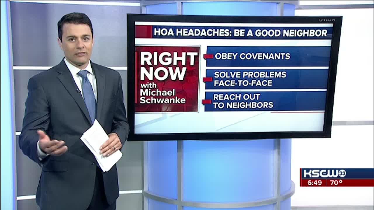 Right Now: HOA Headaches