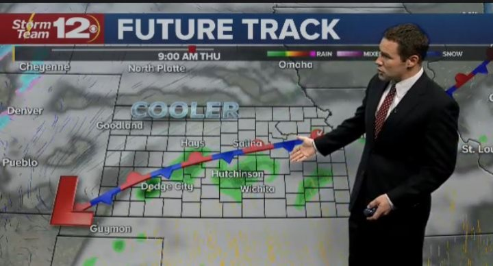 WEATHER ALERT: Flooding, severe storms impact much of KS