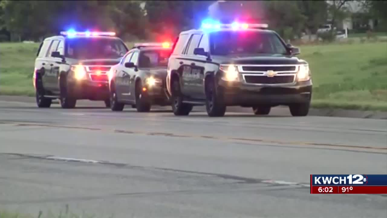 Wichita police detail events leading up to officer-involved shooting