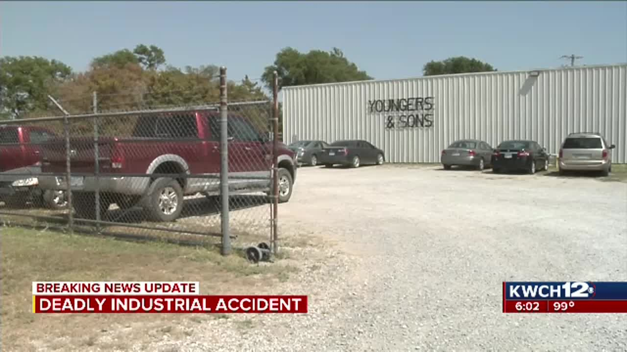 Man identified in deadly industrial accident