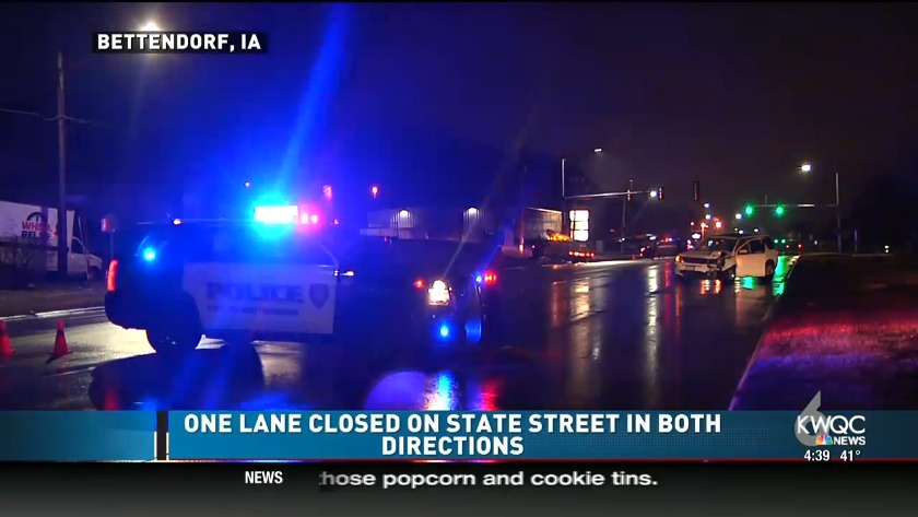 Crash Madison Plan State Street >> Bettendorf Police Say One Person Has Died After Morning Crash On