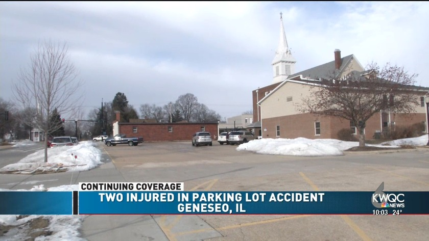One adult, one child in critical condition after accident in Geneseo