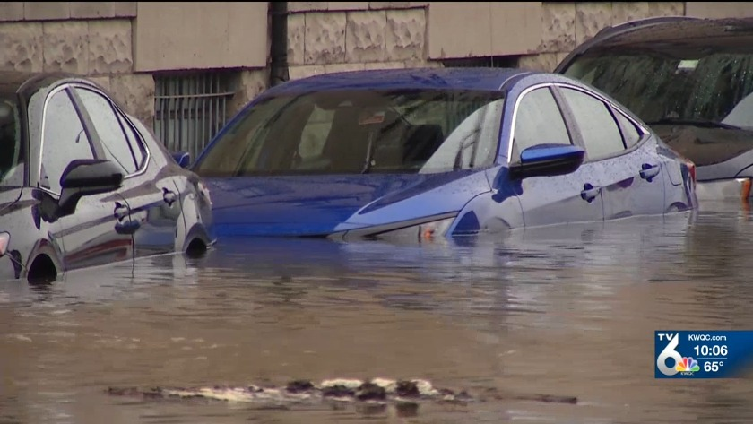 Thousands of cars ruined from flood of '19