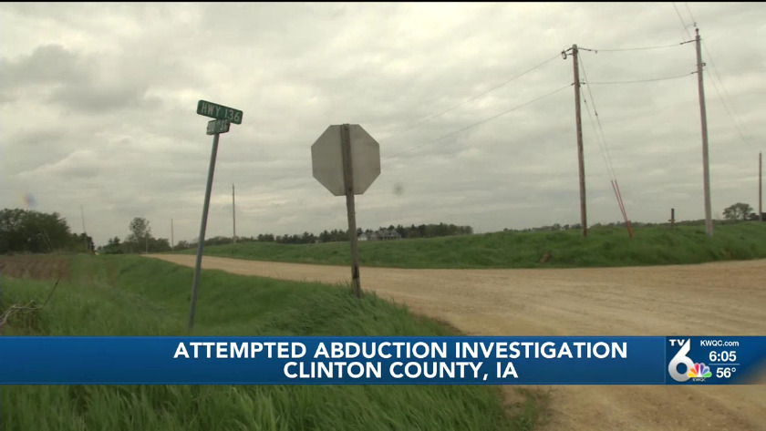 Clinton Co  Sheriff's Office investigates attempted