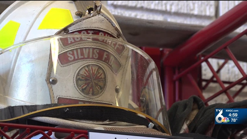 VIDEO: New Silvis fire truck protects cancer risk for