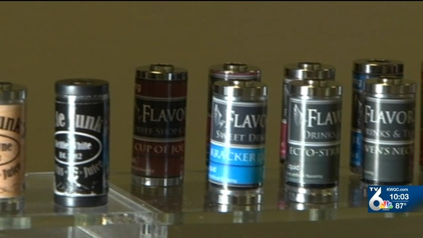QCA schools and parents share concerns about students vaping
