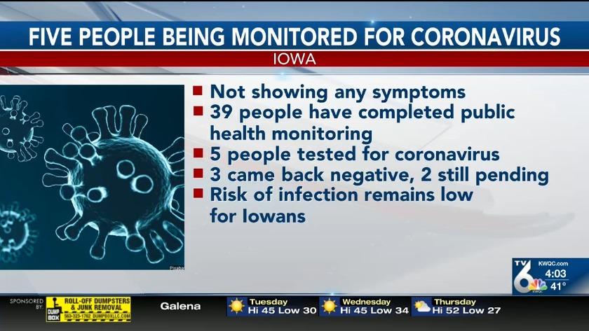 where in wisconsin is the coronavirus