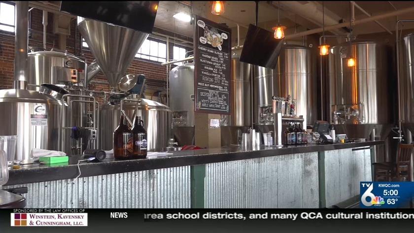 Iowa Bars Prepare To Reopen Next Thursday