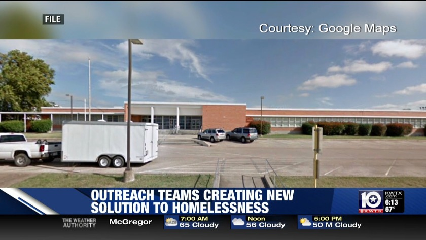 Killeen: Shuttered school could serve as day center for the homeless