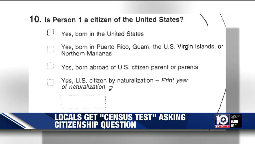 photo about Printable United States Citizenship Test called Waco: Examine census study increases area factors