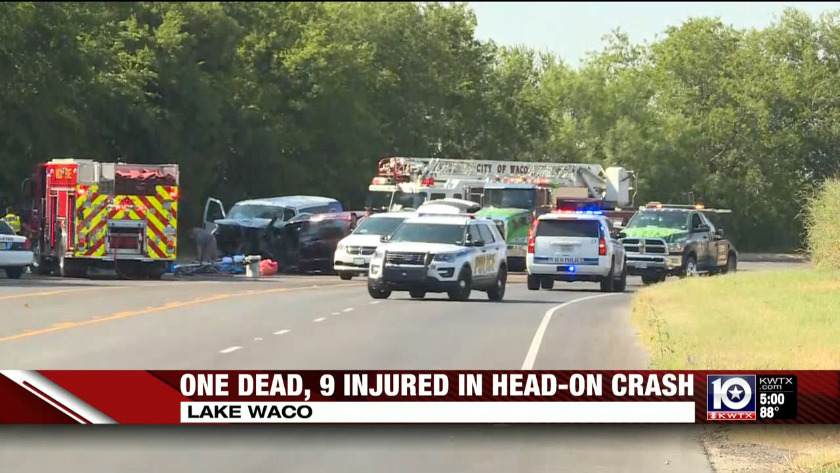 Police identify local man killed in crash involving church van