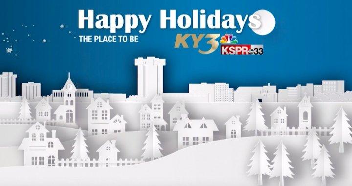 KY3 Christmas Greetings: Moody family, Frances Watson