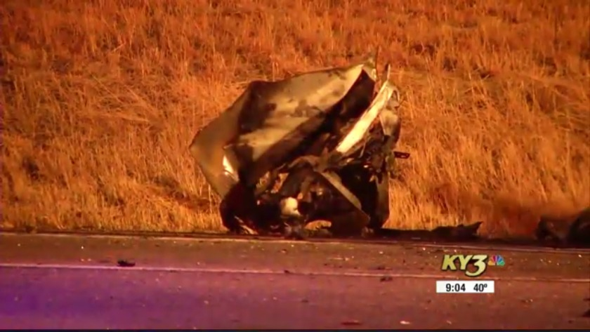 Missouri Highway Patrol identifies driver seriously injured