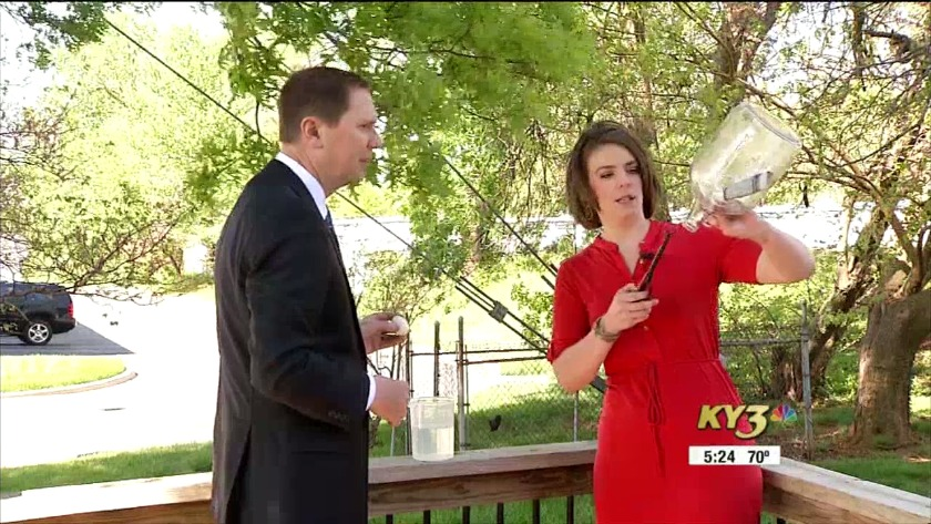 VIDEO: KY3 Storm Team hosts