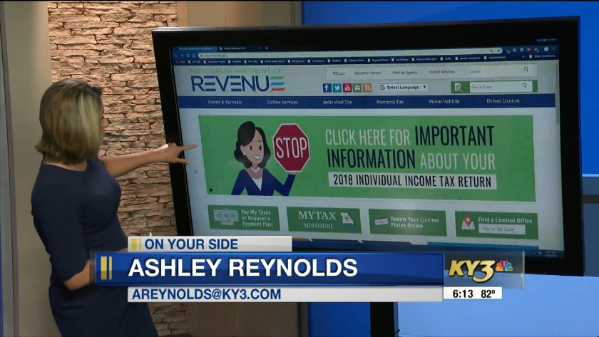 On Your Side: Where's my Missouri tax refund?