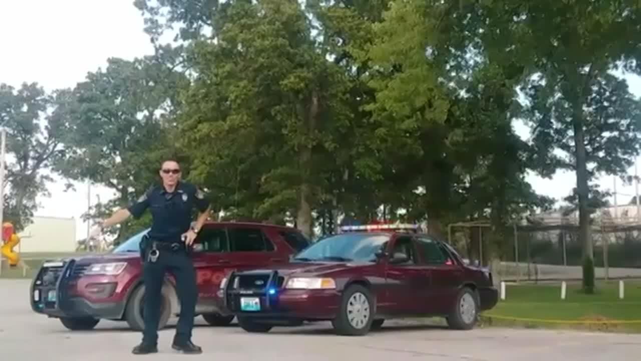 El Dorado Police Department dance video