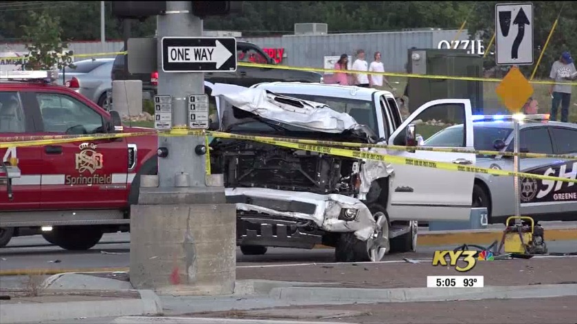 Witness shares story how group caught reckless driver after deadly crash