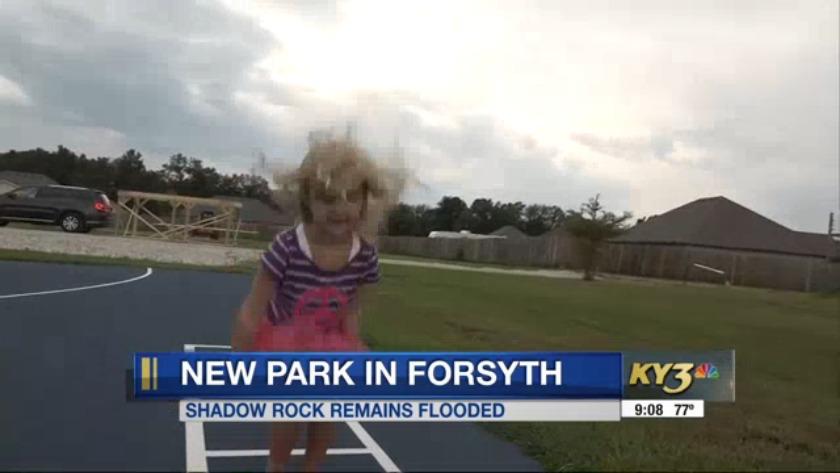 Forsyth expanding Shoals Bend Park, Shadow Rock still flooded