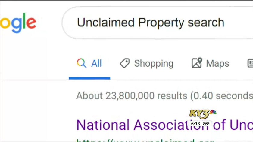 On Your Side: Don't Google unclaimed property