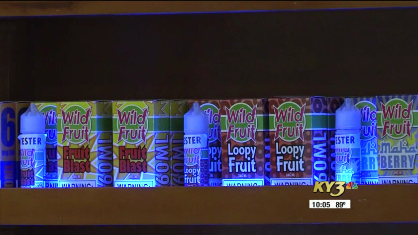 Springfield vape shop weighs in on possible electronic
